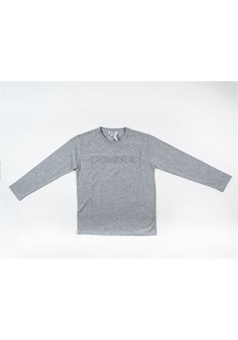 T-shirt Dondup DONDUP | T-shirt m/l | DON196GRIGIO