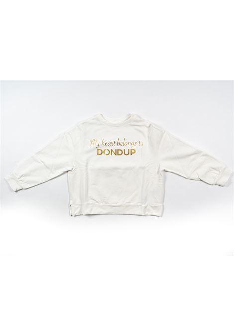 DONDUP | sweatshirt | DON210BIANCO