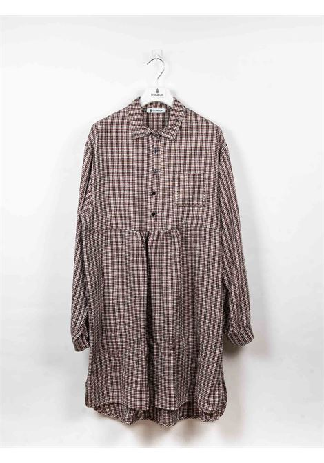 DONDUP | Dress | DON230NERO ROSA