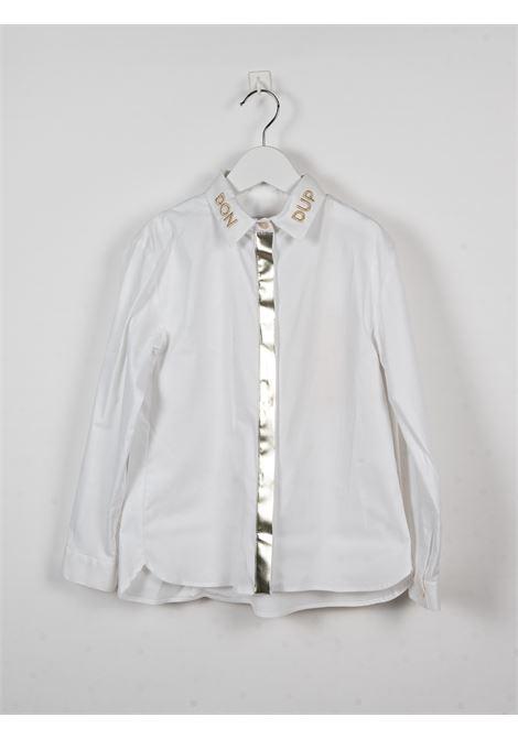 DONDUP | shirt | DON236BIANCO