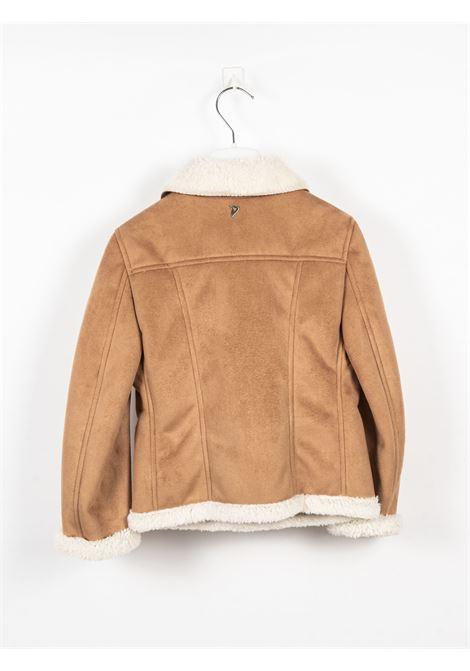 DONDUP | jacket | DON239BEIGE