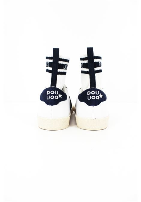 Sneakers Dou Dou DOU DOU | Sneakers | DOUDOU002BIANCA-BLU