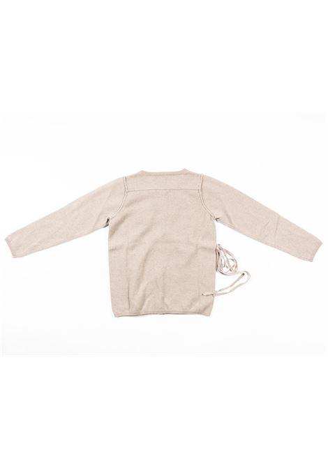 DOUDOU | wool sweater | DOU05BEIGE