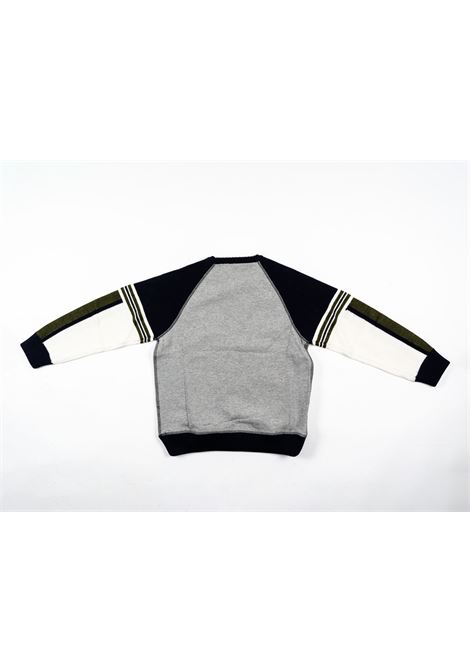 DSQUARED2 | wool sweater | DSQ343GRIGIO