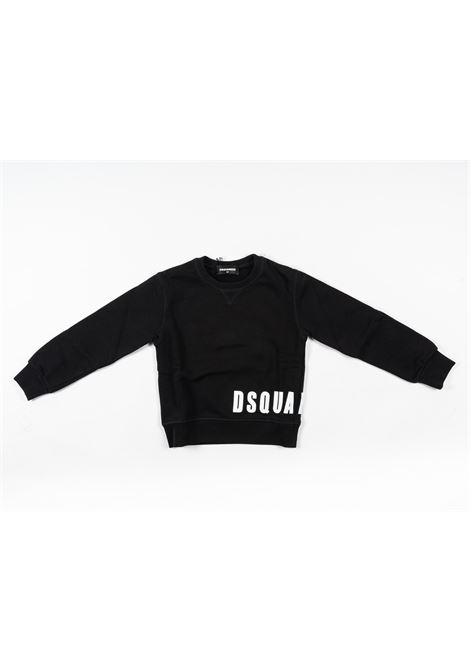 DSQUARED2 | sweatshirt | DSQ346NERO