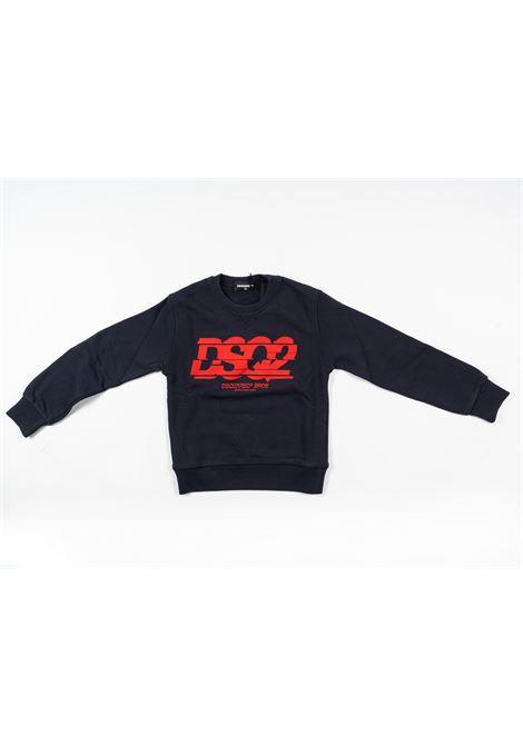 DSQUARED2 | sweatshirt | DSQ348BLU
