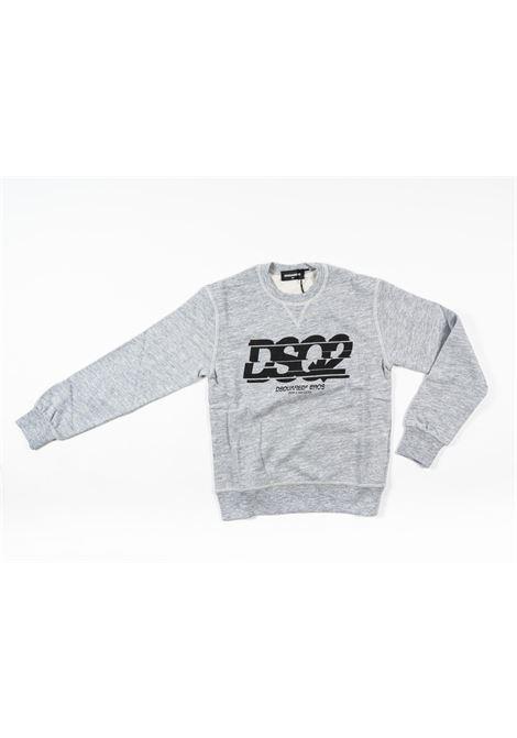 DSQUARED2 | sweatshirt | DSQ348GRIGIO