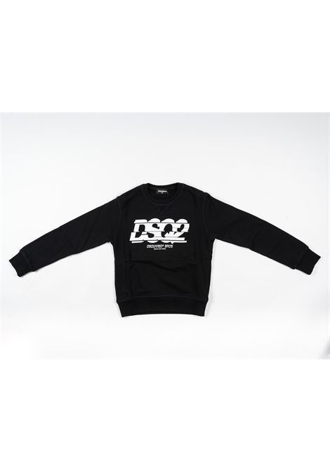 DSQUARED2 | sweatshirt | DSQ348NERO