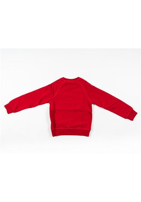 DSQUARED2 | sweatshirt | DSQ356ROSSO