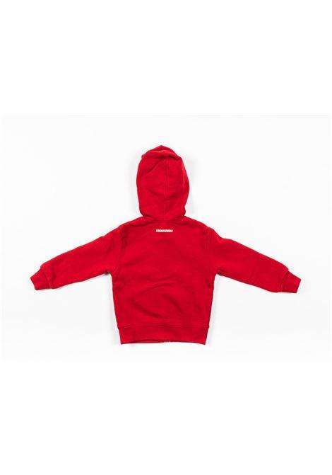 DSQUARED2 | sweatshirt | DSQ360ROSSO