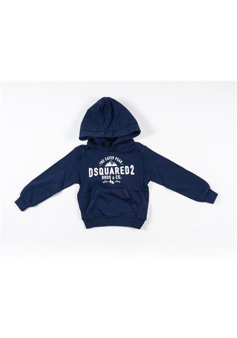 DSQUARED2 | sweatshirt | DSQ362BLUETTE