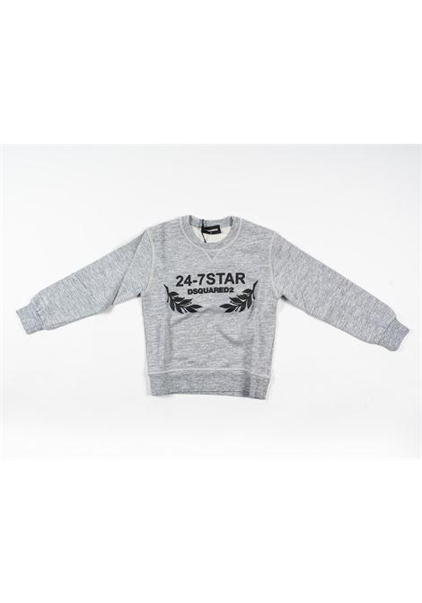DSQUARED2 | sweatshirt | DSQ364GRIGIO
