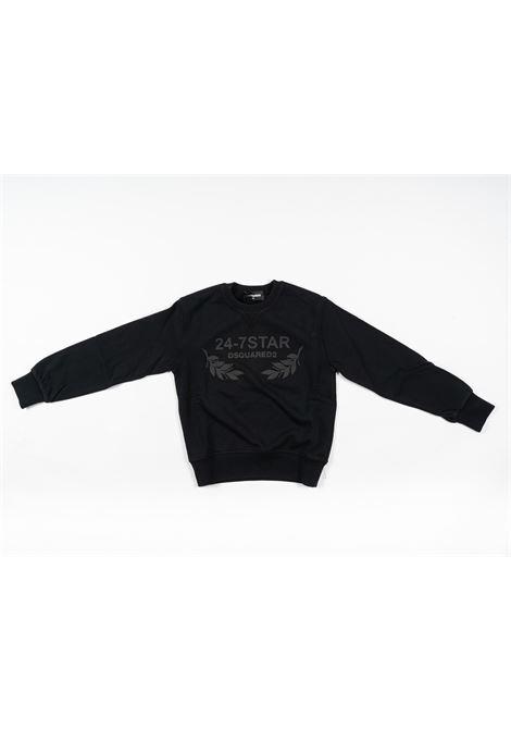 DSQUARED2 | sweatshirt | DSQ364NERO