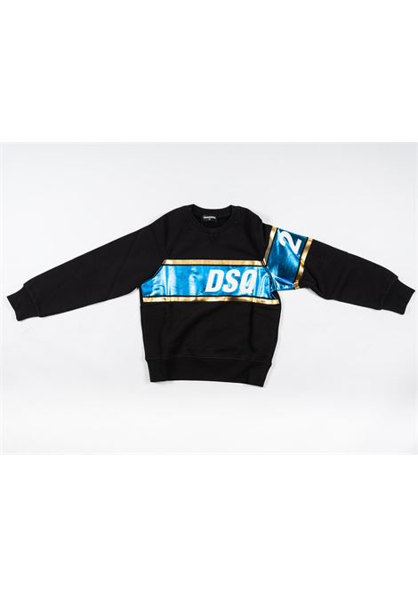 DSQUARED2 | sweatshirt | DSQ368NERO