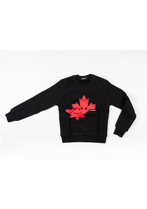 DSQUARED2 | sweatshirt | DSQ369NERO