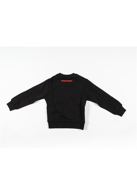 DSQUARED2 | sweatshirt | DSQ371NERO