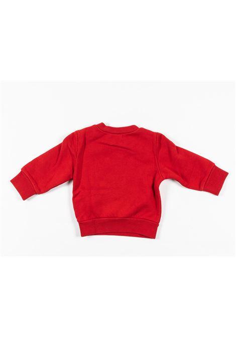 DSQUARED2 | sweatshirt | DSQ372ROSSO