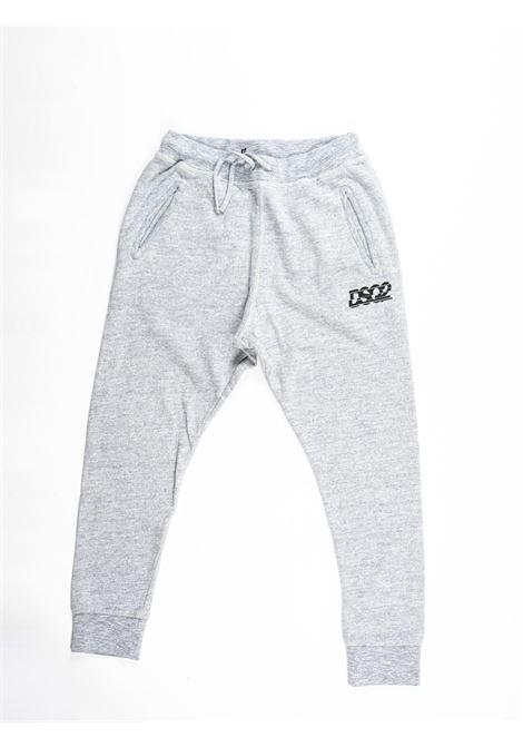 Pantalone felpa  Dsquared DSQUARED2 | Pantalone felpa | DSQ383GRIGIO