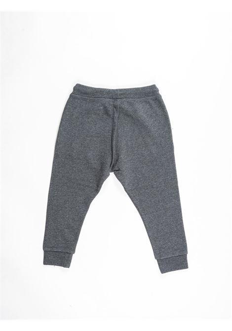 DSQUARED2 | plushy trousers | DSQ388GRIGIO
