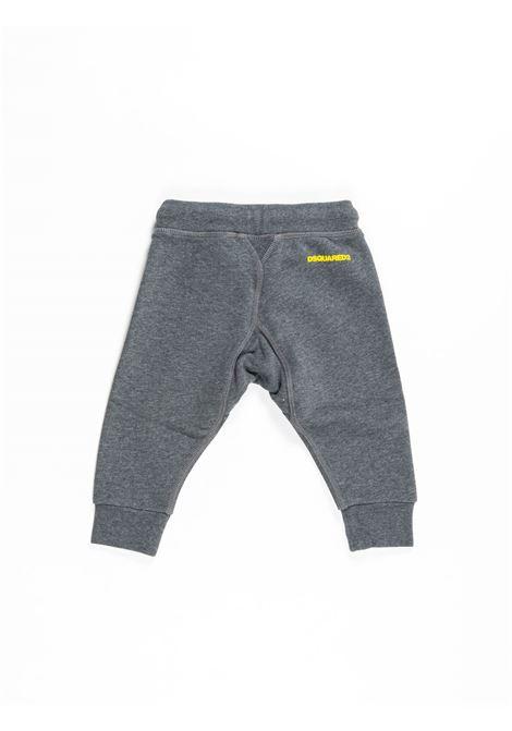DSQUARED2 | plushy trousers | DSQ389GRIGIO