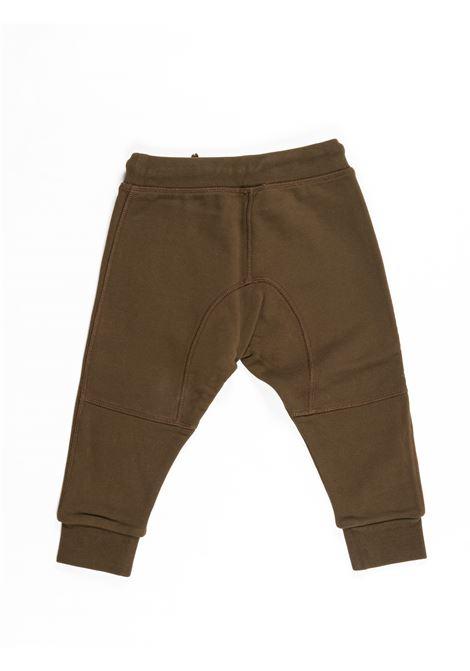 Pantalone felpa Dsquared DSQUARED2 | Pantalone felpa | DSQ392VERDE