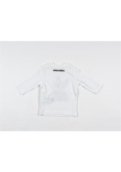 T-shirt Dsquared DSQUARED2 | T-shirt | DSQ395BIANCO