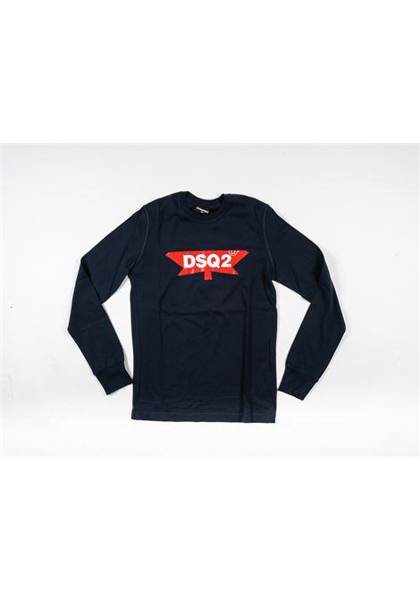 T-shirt Dsquared DSQUARED2 | T-shirt | DSQ397BLU