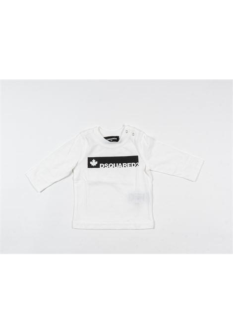 T-shirt Dsquared DSQUARED2 | T-shirt | DSQ413BIANCO