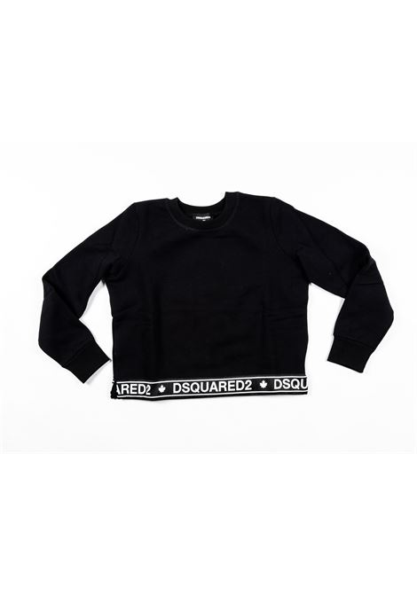 DSQUARED2 | sweatshirt | DSQ422NERO