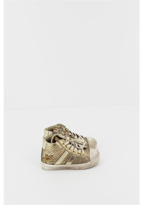 EB SHOES | Sneakers | SNEAK018ORO