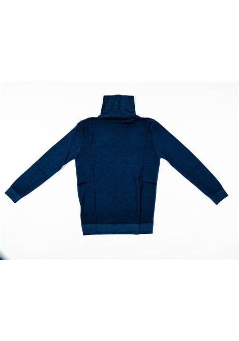 ENTRE AMIS | wool sweater | ENT01BLU NAVY