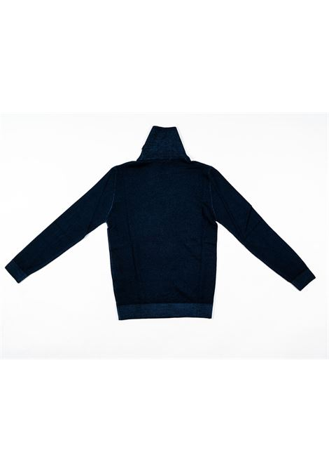 ENTRE AMIS | wool sweater | ENT01BLU
