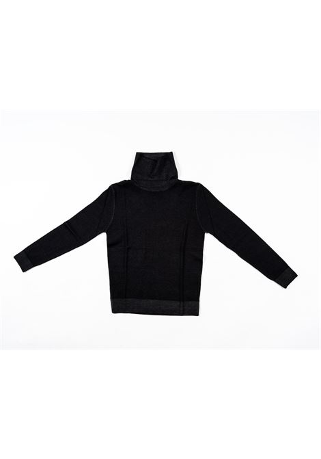 ENTRE AMIS | wool sweater | ENT01NERO