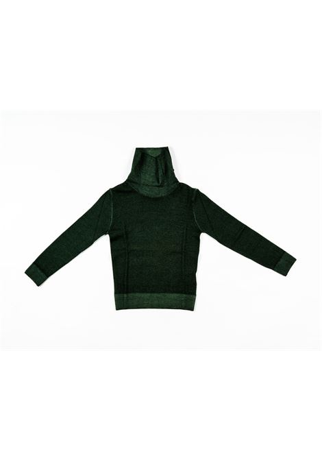 ENTRE AMIS | wool sweater | ENT01VERDE