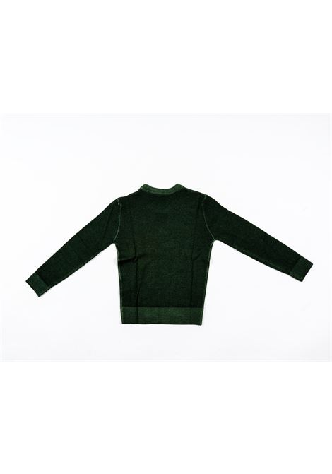 ENTRE AMIS | wool sweater | ENT02VERDE