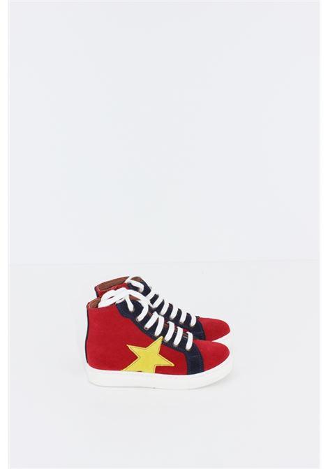 Sneakers Eureka EUREKA | Sneakers | SNEAK058ROSSA-GIALLA