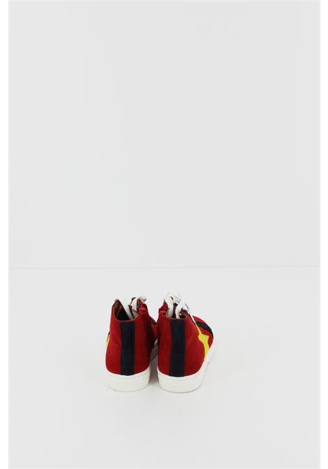 EUREKA | Sneakers | SNEAK058ROSSA-GIALLA