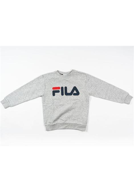 Felpa Fila FILA | Felpa | FIL12GRIGIO