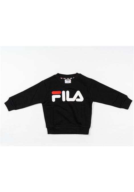 Felpa Fila FILA | Felpa | FIL12NERO