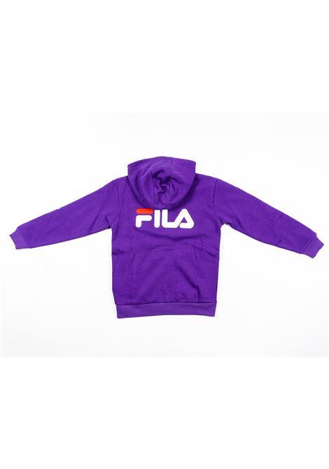FILA | sweatshirt | FIL13VIOLA