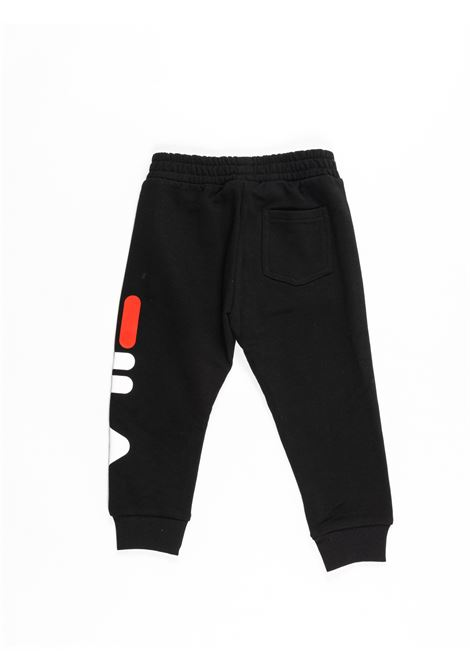 FILA | plushy trousers | FIL15NERO