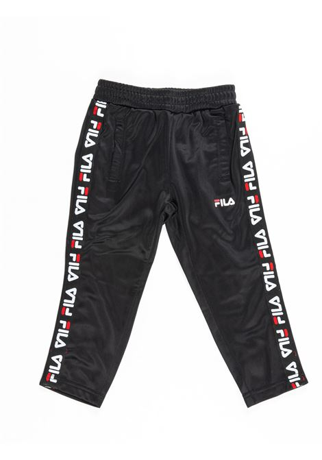 FILA | plushy trousers | FIL16NERO