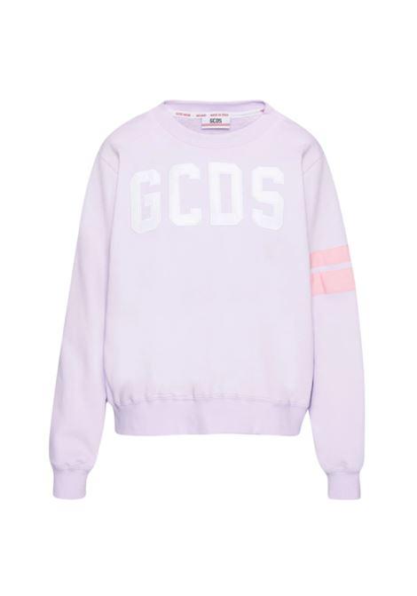 GCDS | sweatshirt | GCD021057LILLA