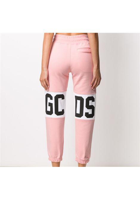 PANTALONE FELPA GCDS GCDS | Pantalone | GCD031001ROSA