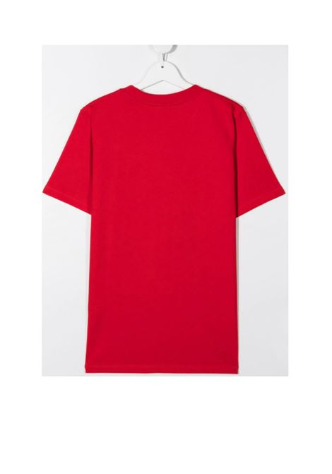 T-shirt GCDS GCDS | T-shirt | GCD114ROSSO