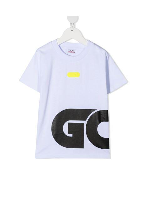 GCDS | T-shirt | GCD117BIANCA