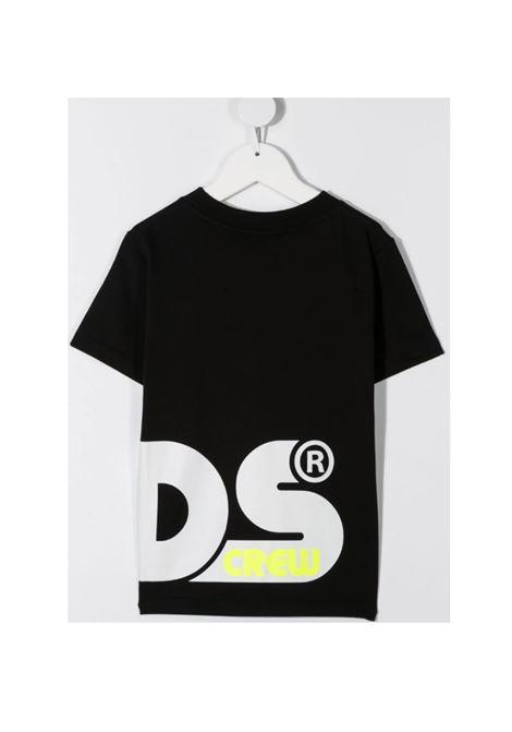 GCDS | T-shirt | GCD117NERO