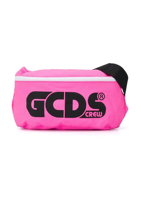 GCDS | pouch | GCD125FUXIA FLUO