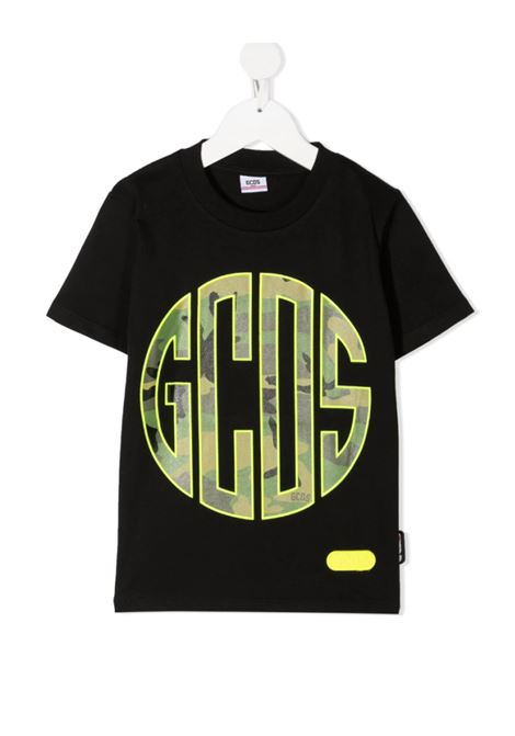 GCDS | t-shirt short sleeve | GCD134NERO
