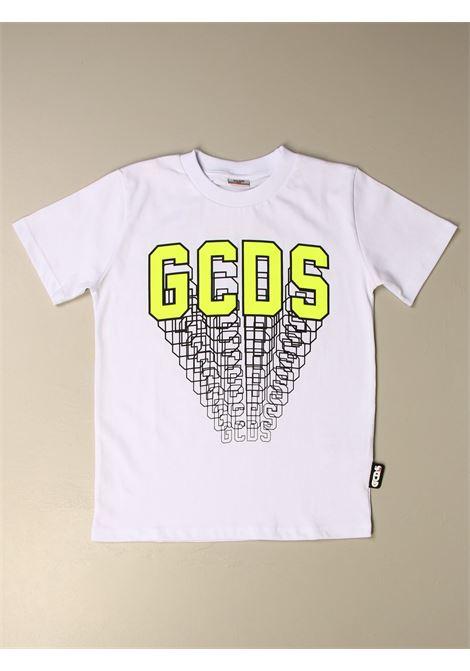 T-shirt GCDS GCDS | T-shirt m/m | GCD135BIANCA